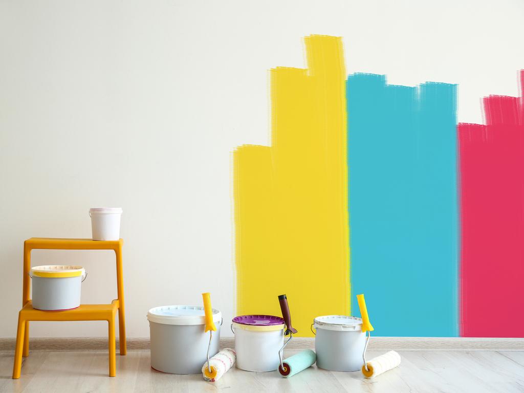 Tipos de tinta: saiba qual o melhor para cada cômodo da casa