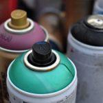 tipos de tinta spray