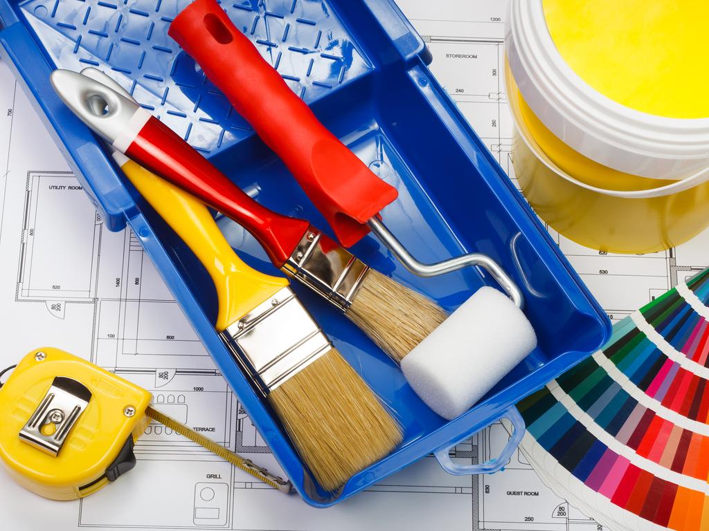 7 materiais para pintura de parede indispensáveis