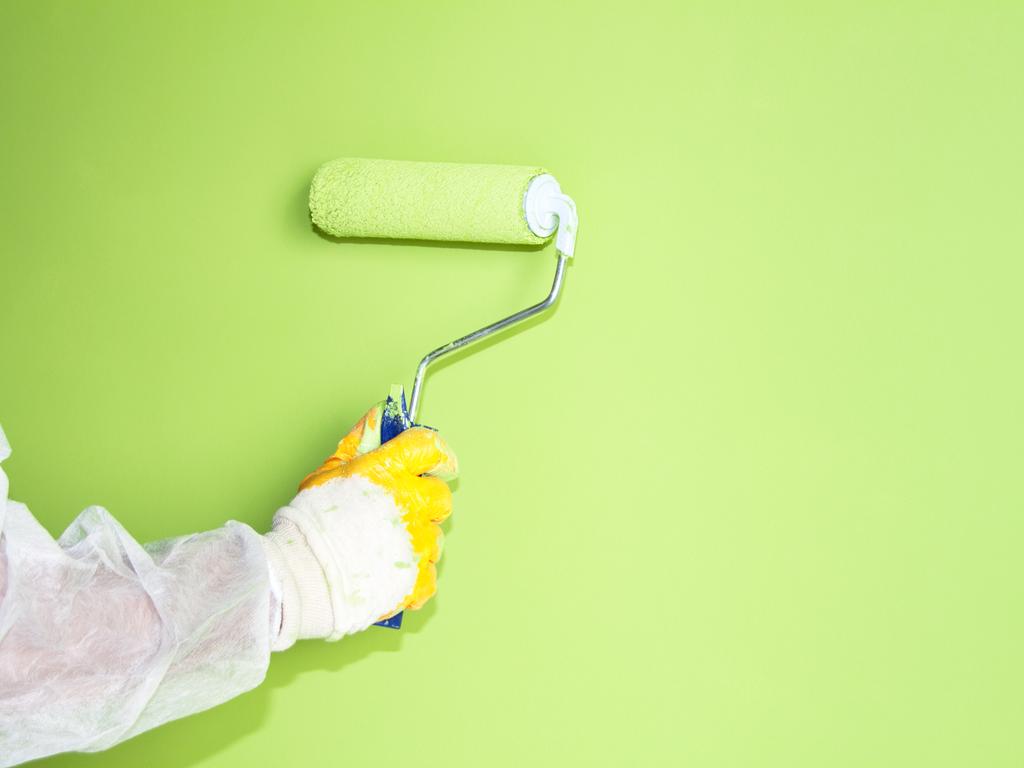 Como fazer acabamento de pintura em parede?
